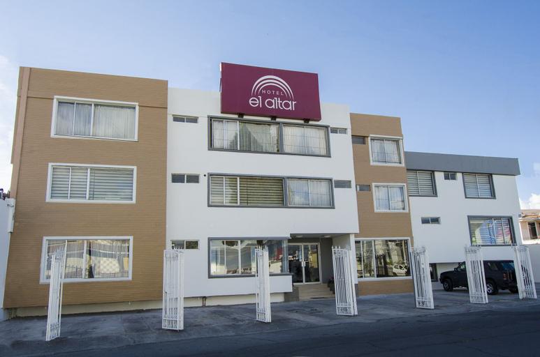 HOTEL EL ALTAR, Riobamba
