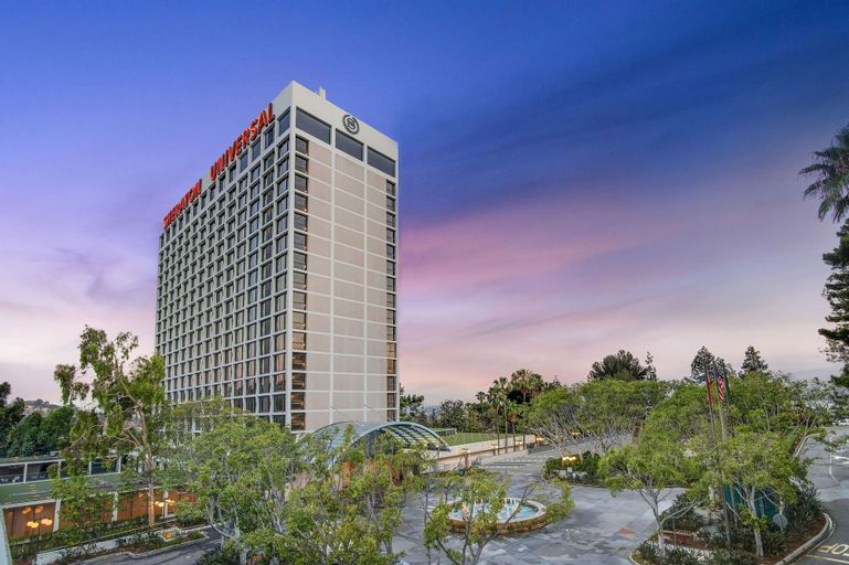 Sheraton Universal Hotel, Los Angeles