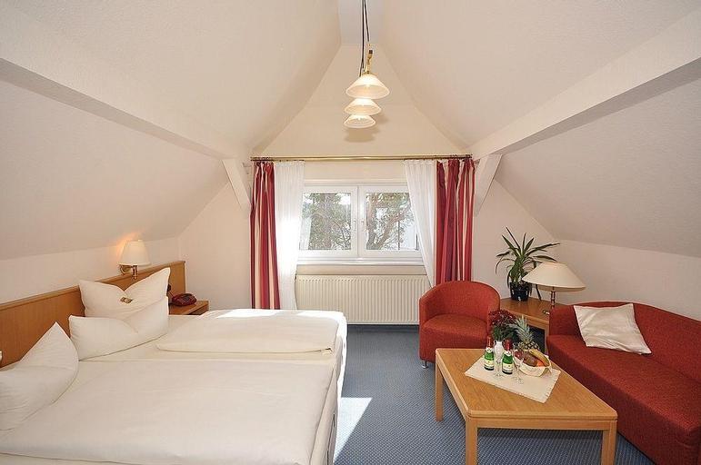 Hotel Binzer Hof, Vorpommern-Rügen