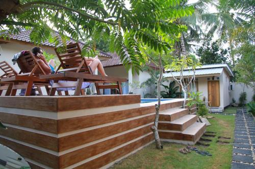 Santai Homestay, Lombok