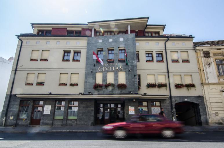 Civitas Boutique Hotel Sopron, Sopron-Fertőd