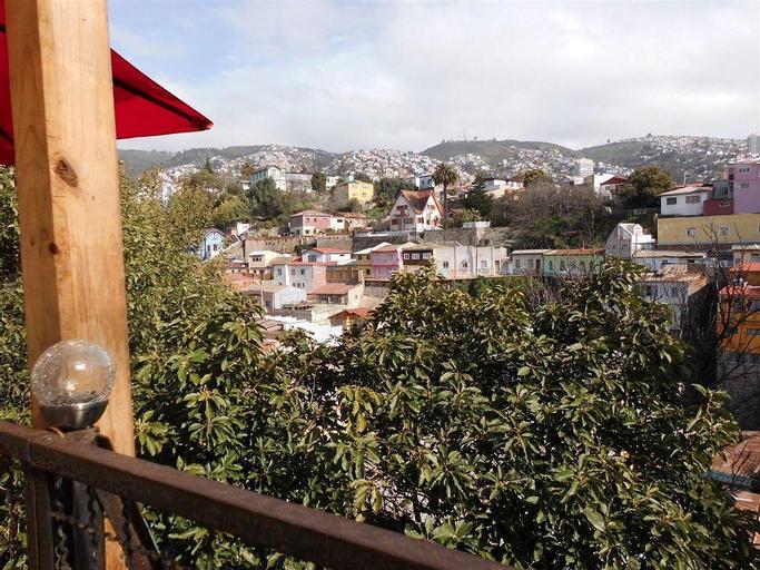 Hostal Destino Bellavista, Valparaíso