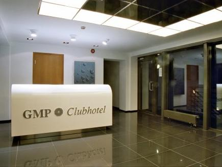 GMP Clubhotel Apartments, Puhajarve