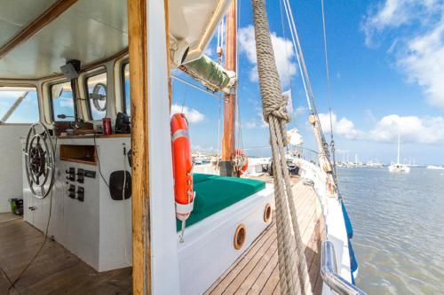 Anne Judith Boat, Raja Ampat
