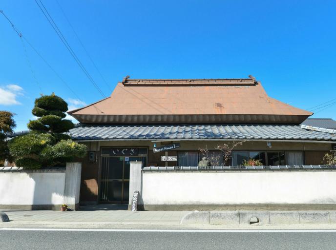 Whole house rental Igusa, Hayashima