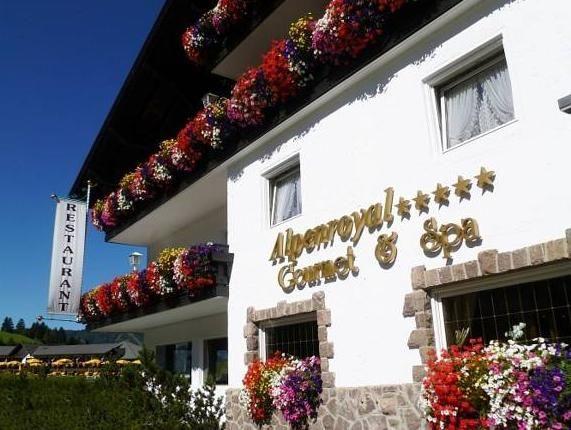 Hotel Alpenroyal - The Leading Hotels of the World, Bolzano