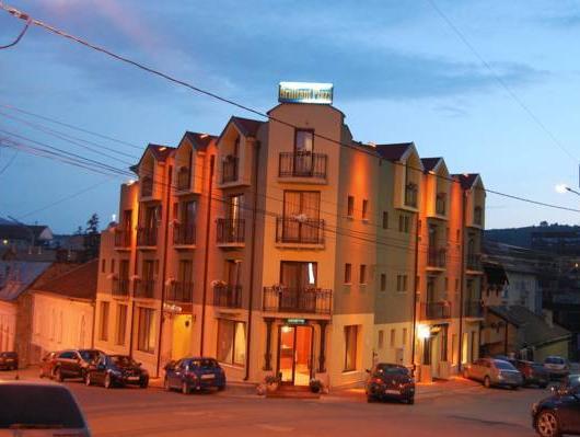 Hotel Brilliant Plaza, Zalau