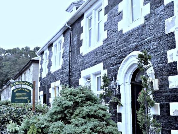 Arbour Guest House, Argyll and Bute