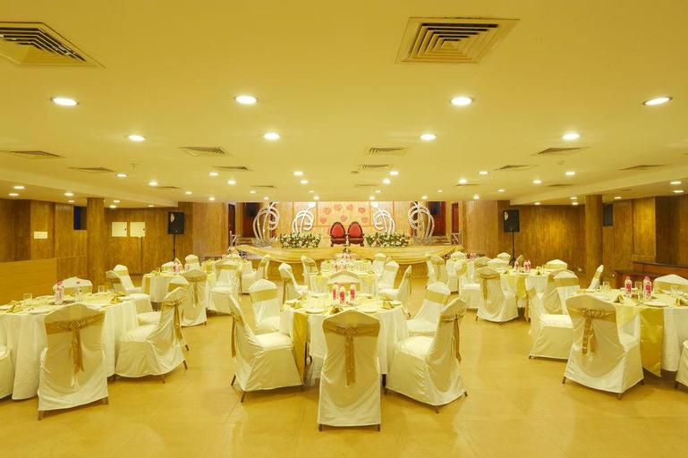 The Quilon Beach Hotel & Convention Center, Kollam