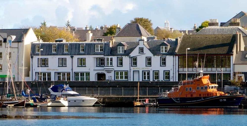 The Royal Hotel, Eilean Siar