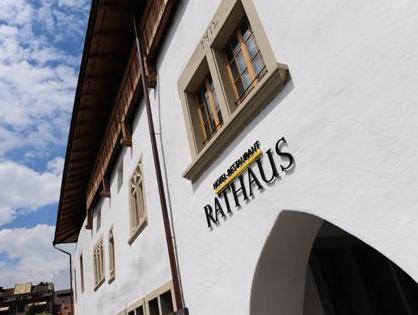 Hotel Rathaus-Ristorante Pizzicata, Thun