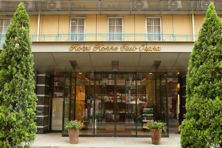 Hotel Hokke Club Osaka, Osaka