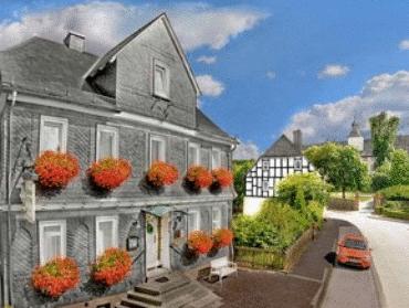 Hotel-Pension Haus Erna, Siegen-Wittgenstein