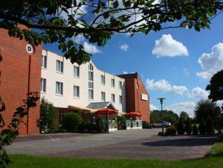 Atrium Hotel Kruger, Rostock