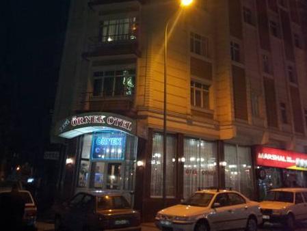 Yeni Ornek Hotel, Merkez
