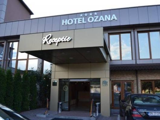 Hotel Ozana, Bistrita