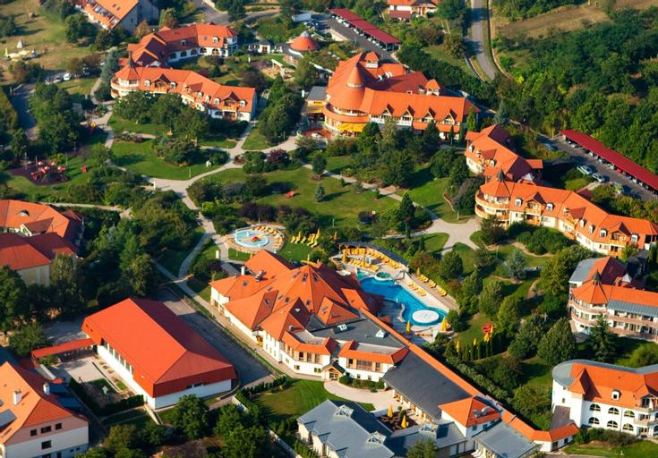 Kolping Hotel Spa & Family Resort, Hévíz/Keszthely