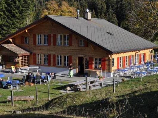 Chalet-Hotel Schwarzwaldalp, Oberhasli