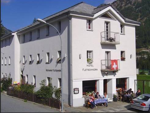 Hotel Fletschhorn, Brig