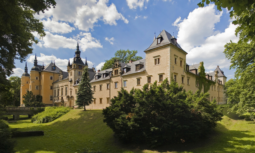 Zamek Kliczków, Bolesławiec
