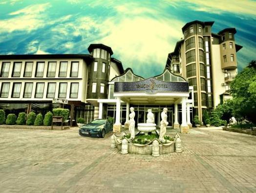 Yalcin Hotel Resort, Fatsa