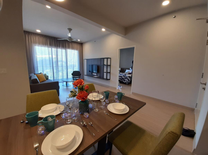Thousand Treez Home Suites at Windmill Upon Hills, Genting Highland, Bentong