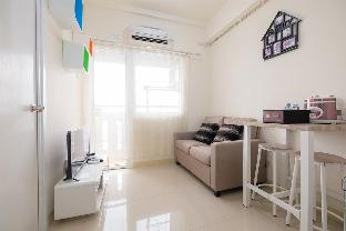 Cozy 2 BR Green Pramuka City Apartment By Travelio, Central Jakarta