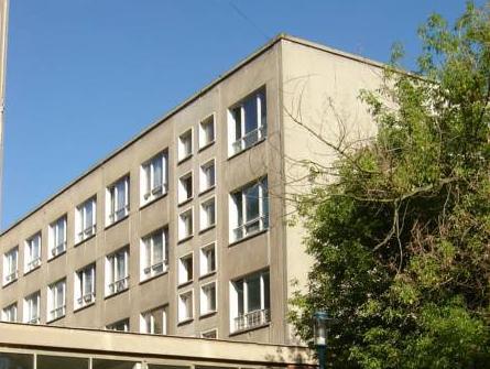 Internationales Gastehaus, Jena