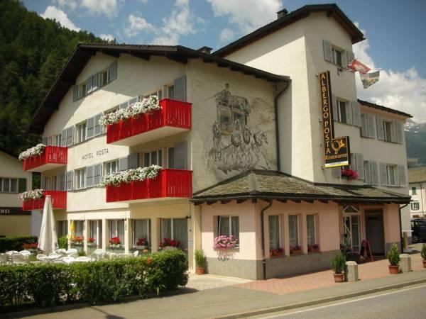 Hotel Posta, Bernina