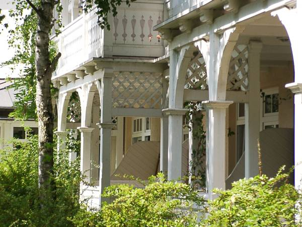 Hotel Villa Granitz, Vorpommern-Rügen