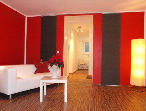 Studio-Apartment Augarten, Wien