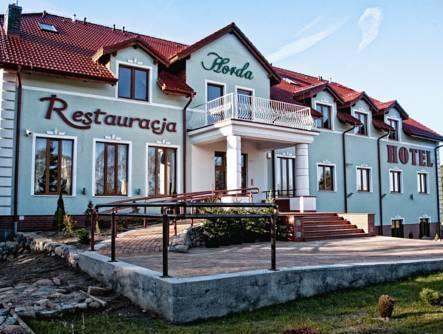 Hotel Horda, Słubice