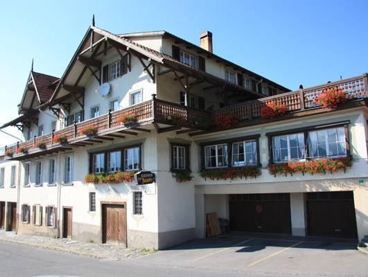 Gasthof zur Bundte, Landquart
