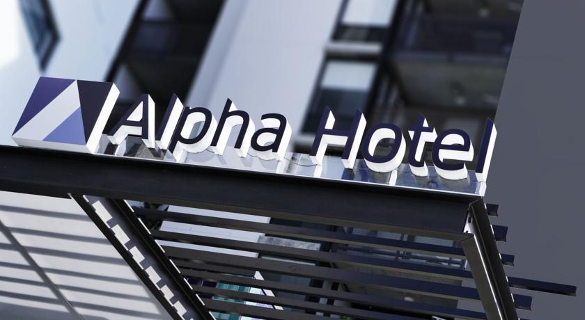 Alpha Mosaic Hotel Fortitude Valley Brisbane, Brisbane