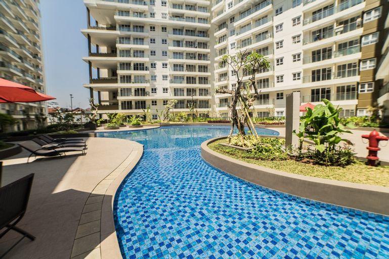 Simply Minimalist 2BR Gateway Pasteur Apartment, Cimahi