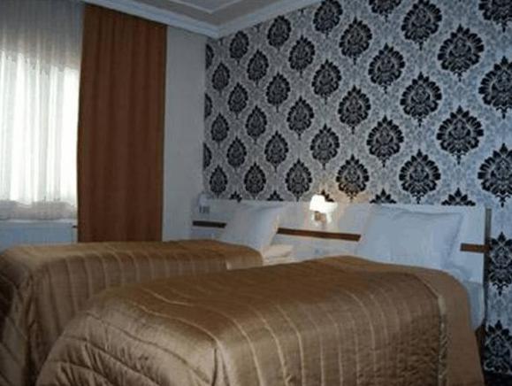 Hotel Sibar, Merkez