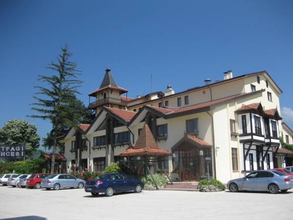 1943 Tarihi Emniyet Hotel (former Yurdaer Hotel), Merkez