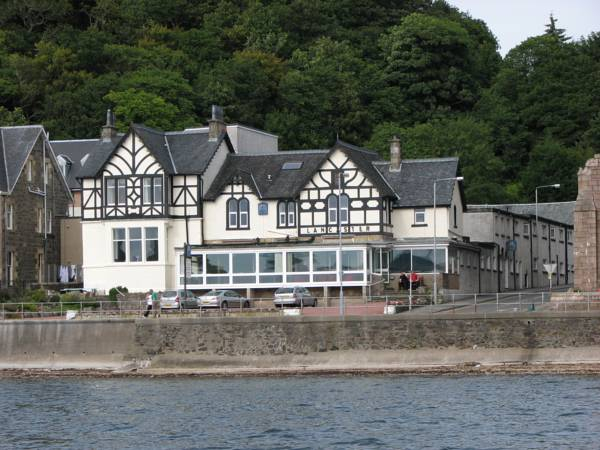 Lancaster Hotel, Argyll and Bute