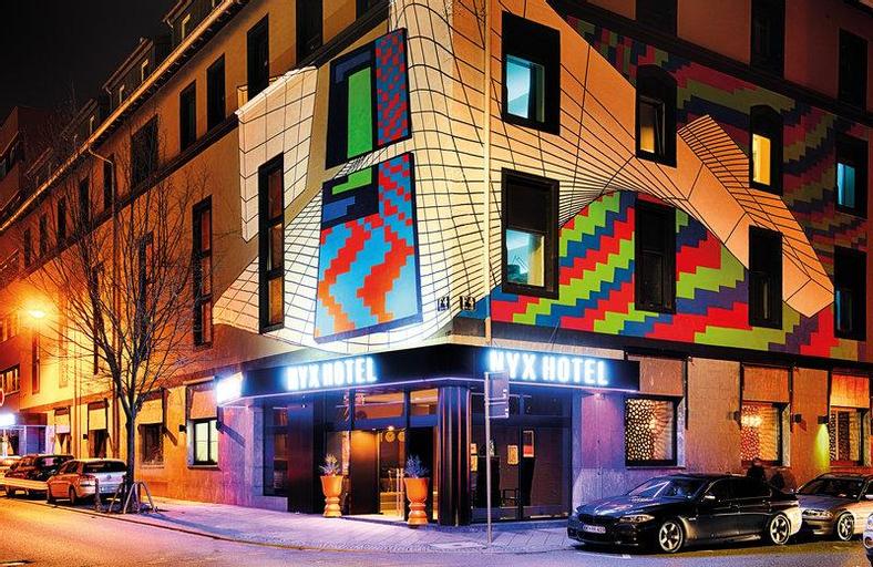 NYX Hotel Mannheim by Leonardo Hotels, Mannheim