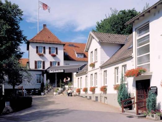 Moorland Hotel am Senkelteich, Herford