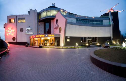 Platinum Hotel, Zaporiz'ka