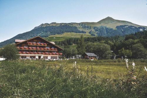 Hotel Alpenland, Saanen