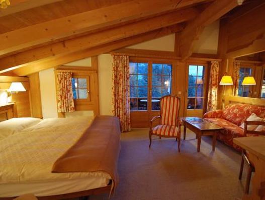 Boutique Hotel Alpenrose, Saanen