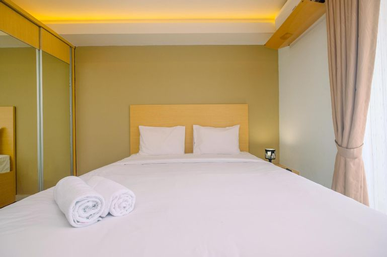 Relaxing and Stylish Studio at Amethyst Tower Apartment By Travelio, Central Jakarta