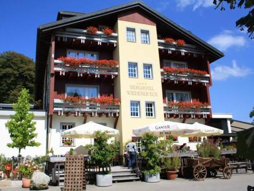Berghotel Wiedener Eck, Lörrach