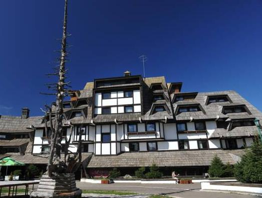 Konaci Sunčani Vrhovi - Angella Residence, Brus