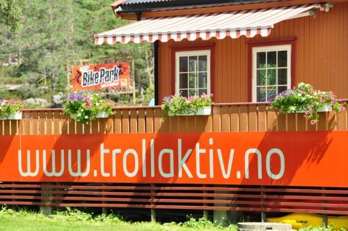 Troll Camping, Evje og Hornnes