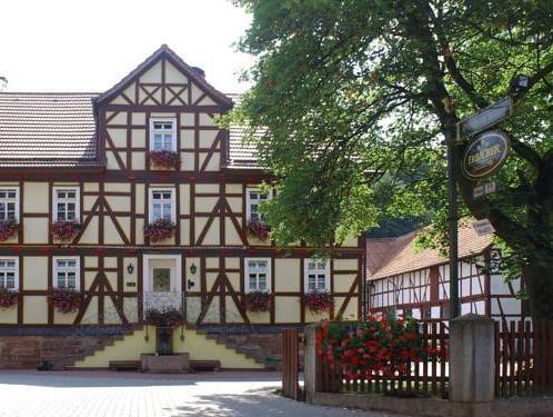 Landhotel Gutsherrn-Klause, Hersfeld-Rotenburg