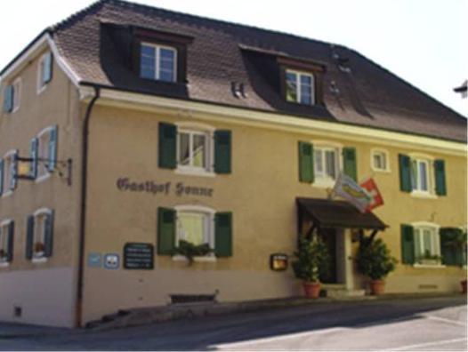 Gasthof zur Sonne, Rheinfelden
