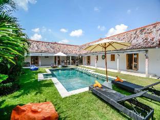 Villa Kura Kura Bingin, Spacious Villa in Bingin, Badung